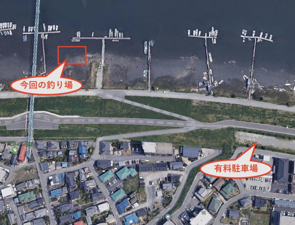 2019 水路 ハゼ 江戸川 放