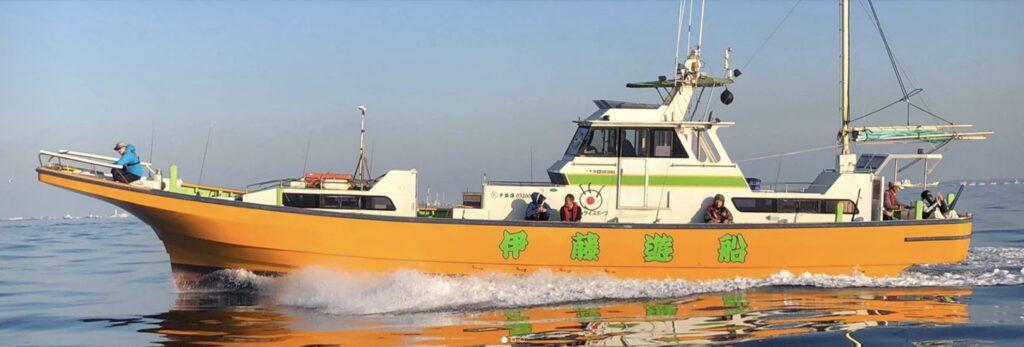 江戸川放水路から出る沖釣り船の料金比較