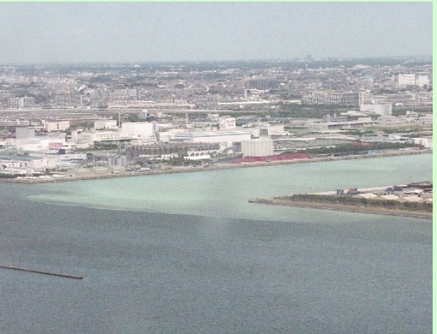 江戸川放水路で時々発生する青潮とは? 青潮が東京湾や千葉北東エリアで発生する仕組みと流れ